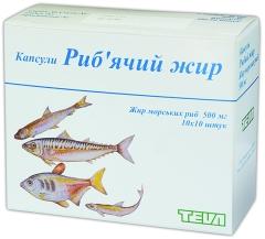 чем полезен рыбий жир