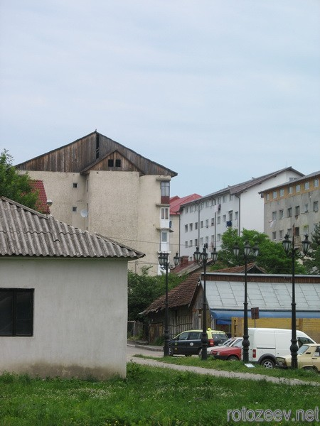 Железная дорога Румынии