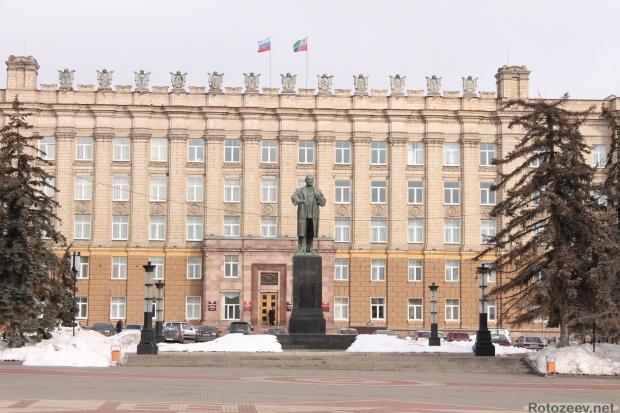 Улицы Белгорода - там заседают и принимают