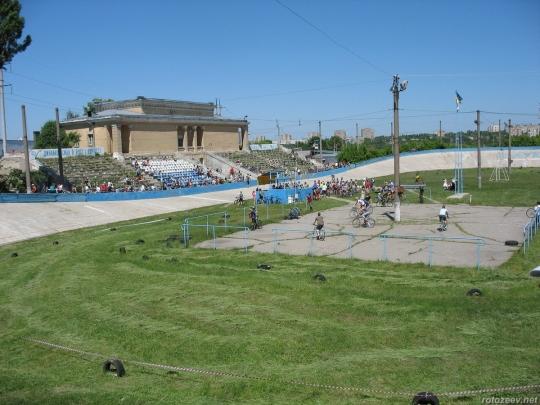 Велодень 2011 - велотрек Динамо