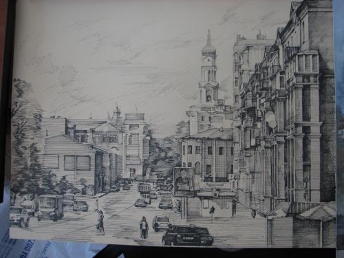 Зарисовки Харькова
