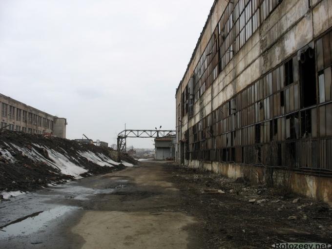 Завод Серп и Молот в Харькове - последние дни