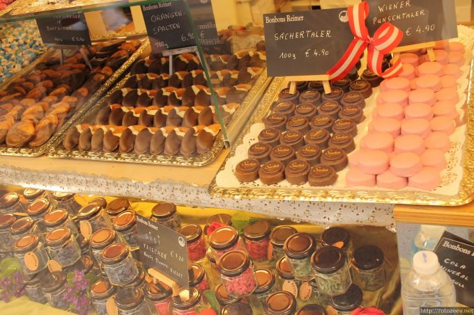 Вена, шоколад