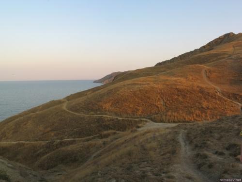 Холмы Орджоникидзе