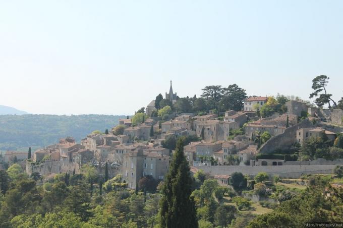 Прованс, Франция day2_bonneaux_1