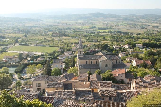 Прованс, Франция day2_bonneaux_2