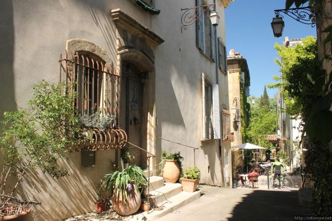 Прованс, Франция day2_lourmarin_1