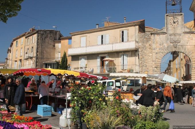 Прованс, Франция day3_apt_1