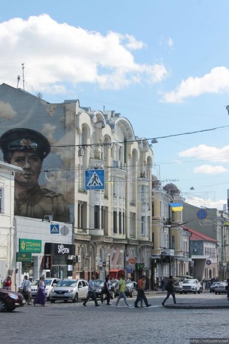 Харьков, ул. Сумская, 2016 год