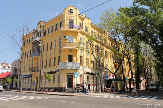 Пушкинская Street
