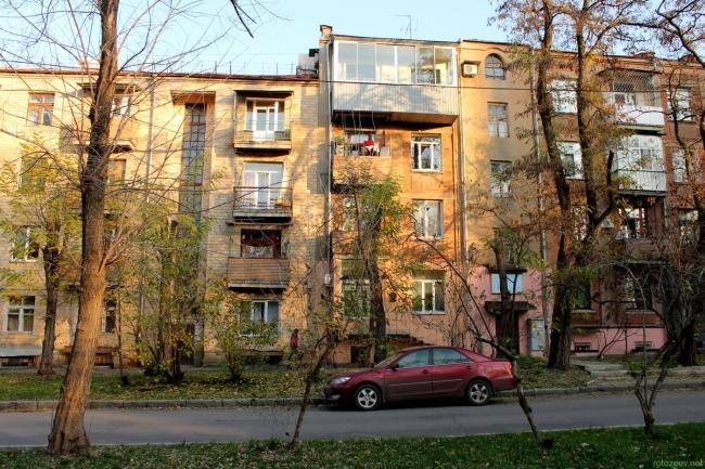 Харьков, дворики в центре