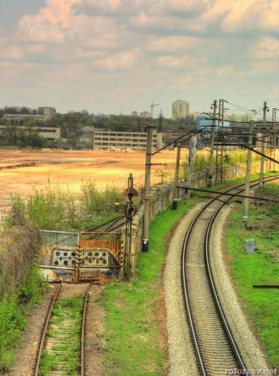 Индустриальный Харьков