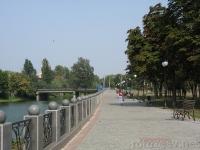 Набережная в Харькове