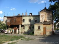 Харьков: старый дом