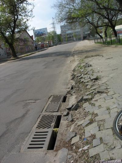 Опасные велосипедные ловушки