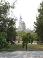 Вид на Благовещенский собор