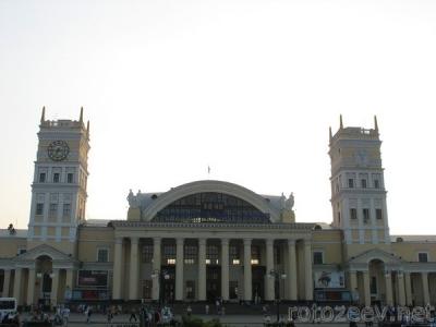 Фотография Южного вокзала