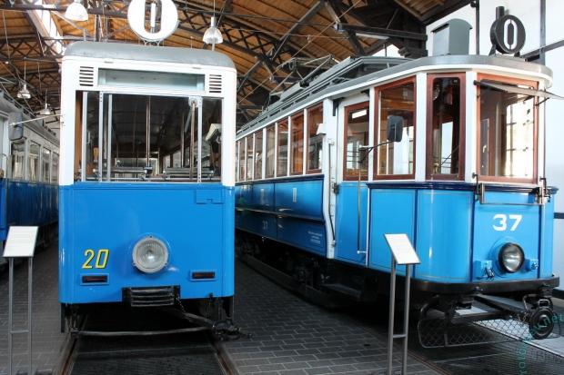 Музей транспорта и инженерии в Кракове