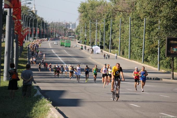 Марафон в Харькове 18 августа 2013