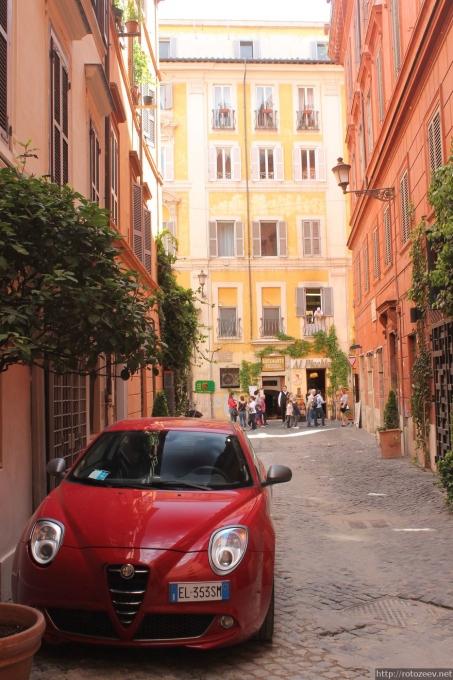 Транспорт в Риме
