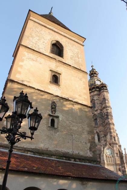 Башня в Кошице