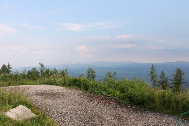 В горах Словакии: Высокие Татры