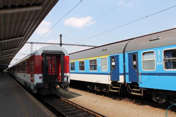Поезда Словакии