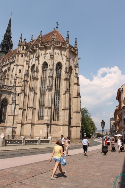 Собор Святой Елизаветы Венгерской в Кошице