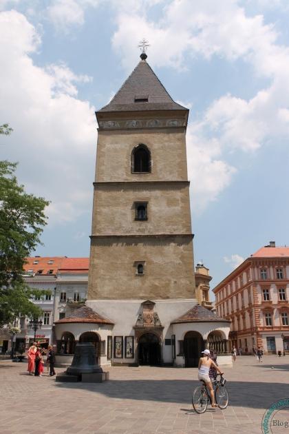 Башня в Кошицах, Словакия