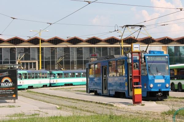 Трамваи в Словакии, Кошице
