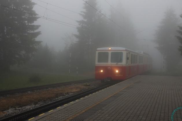 Рельзовый автобус на зубчатой передаче: Словакия, Высокие Татры