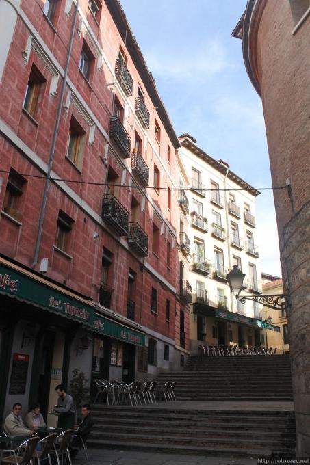 Прогулка по Мадриду