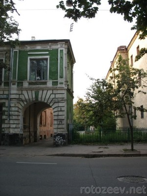 Старые дворики Харькова
