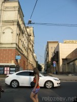 Улица Рымарская