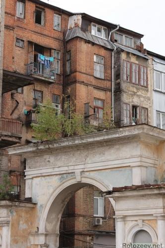 Центр Харькова рядом с филармонией