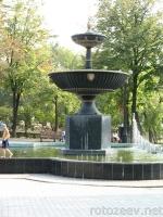 Фото фонтана в Харькове