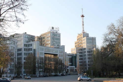 Харьковский Госпром