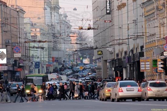 Харьков, улица Сумская