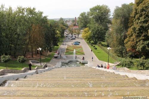 Каскад в Харькове