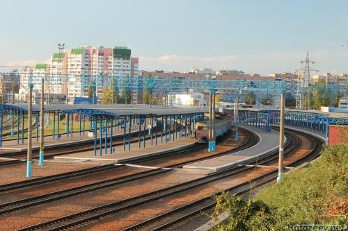 Вокзал Левада в Харькове