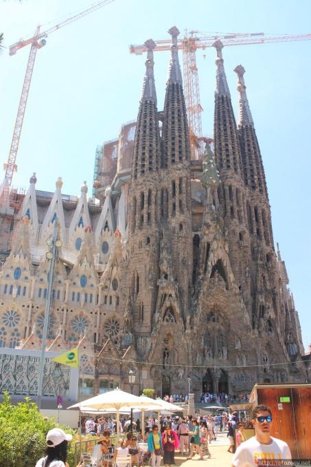 Барселона, Храм Святого Семейства