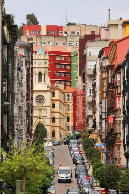 Сантандер - город