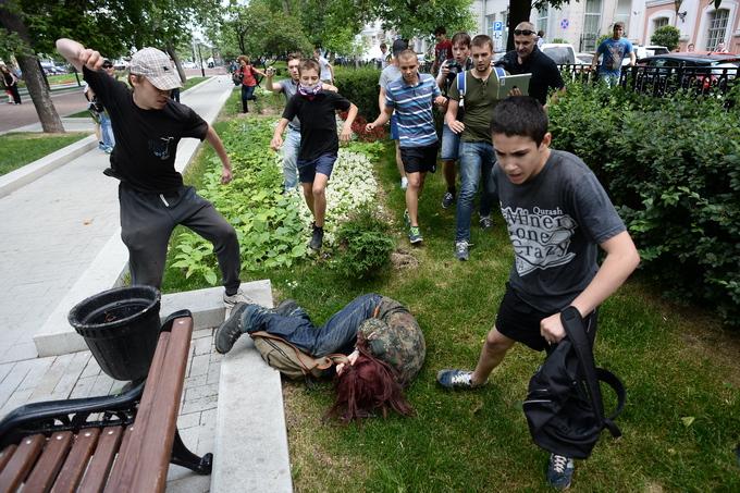 """В Украине провели гендерный марафон: """"Равенство мужчин и женщин является ключевой ценностью в ЕС"""" - Цензор.НЕТ 1696"""
