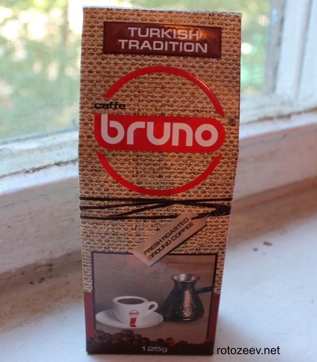 Итальянский кофе для турки из АТБ